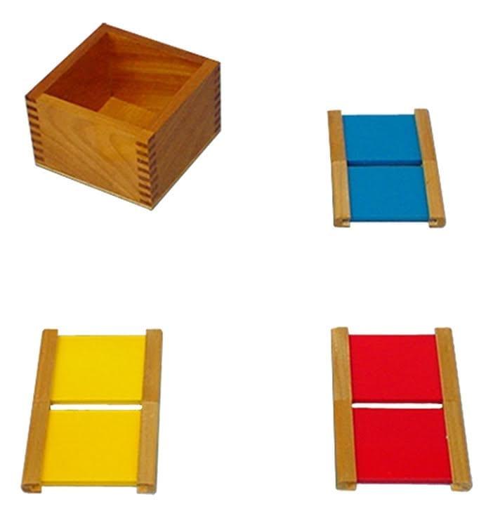 paleta de cores caixa de cores montessori 01
