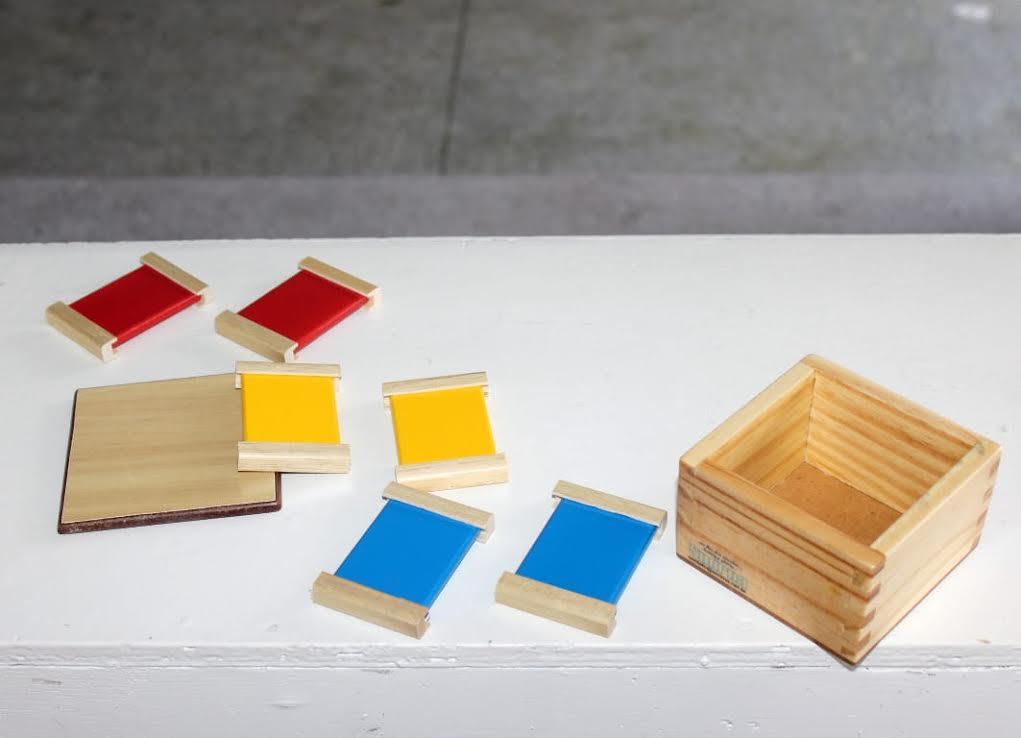 paleta de cores caixa de cores montessori 05