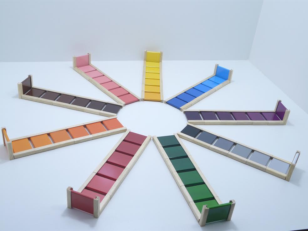 paleta de cores caixa de cores montessori 06