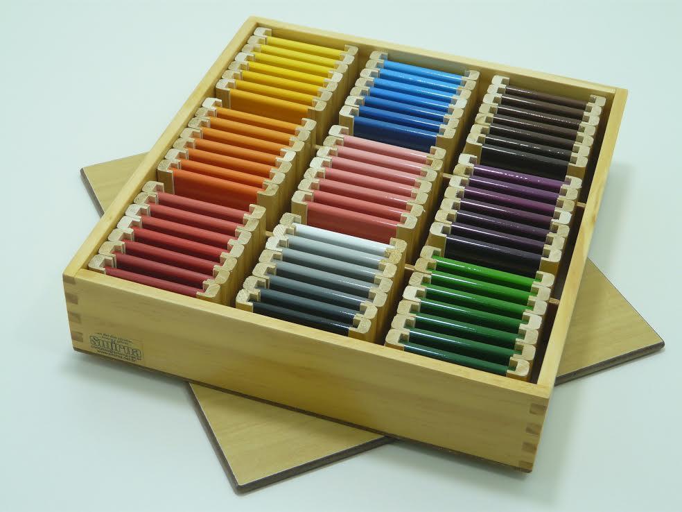 paleta de cores caixa de cores montessori 08