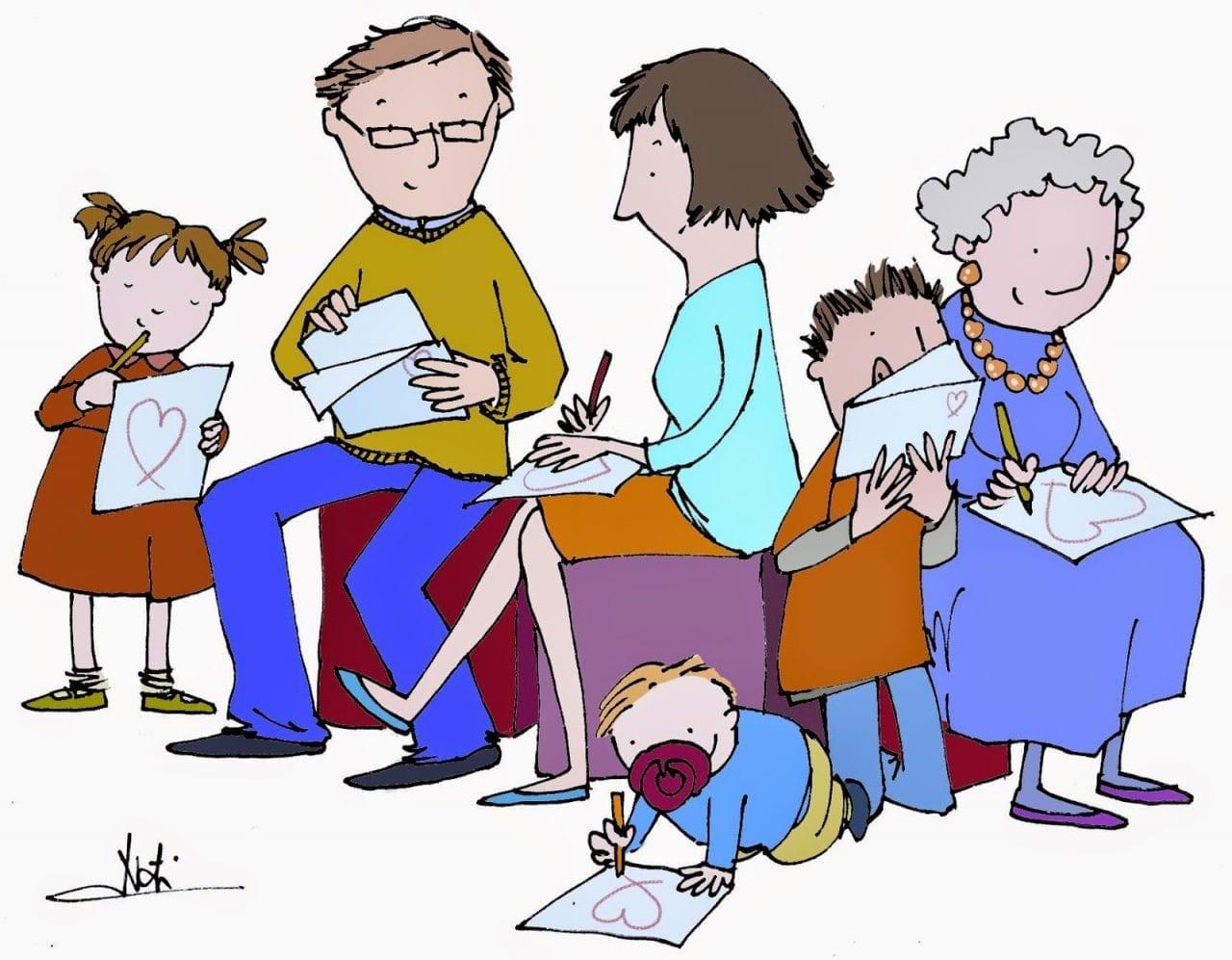 reunioes familiares disciplina positiva