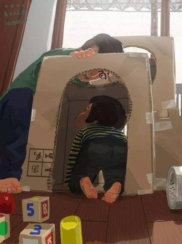 significado de ser pai