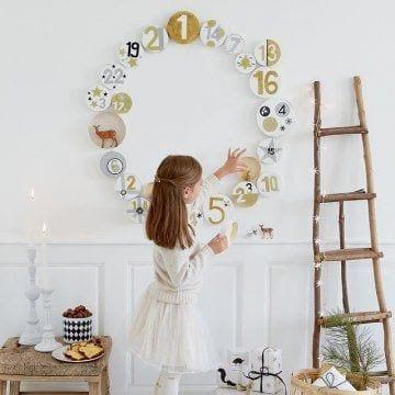 ter paciencia criancas calendario do advento