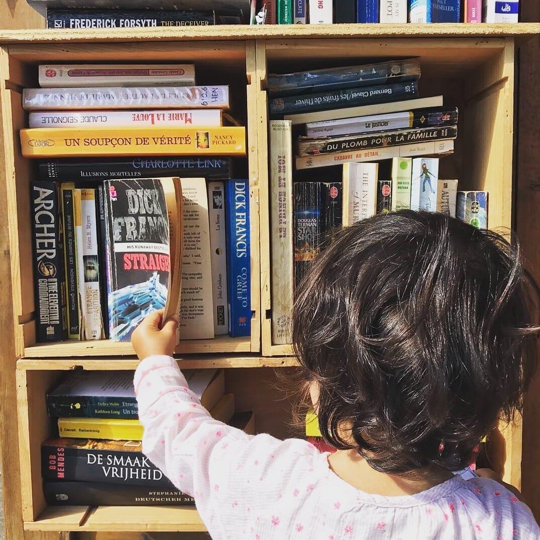 A curiosidade abriu mais livros do que matou gatos