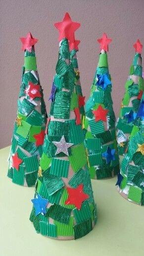 Atividades de artes sobre o Natal 06