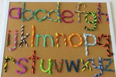aprendendo as letras 01