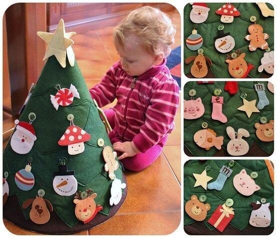 arvore de natal montessori 10