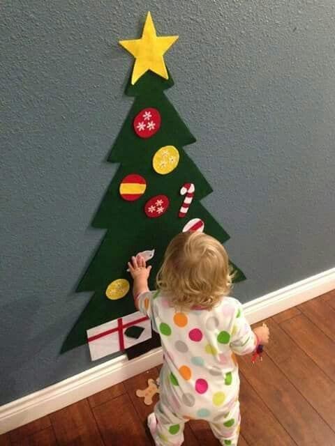 arvore de natal montessori 12