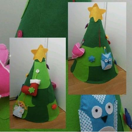arvore de natal montessori 13