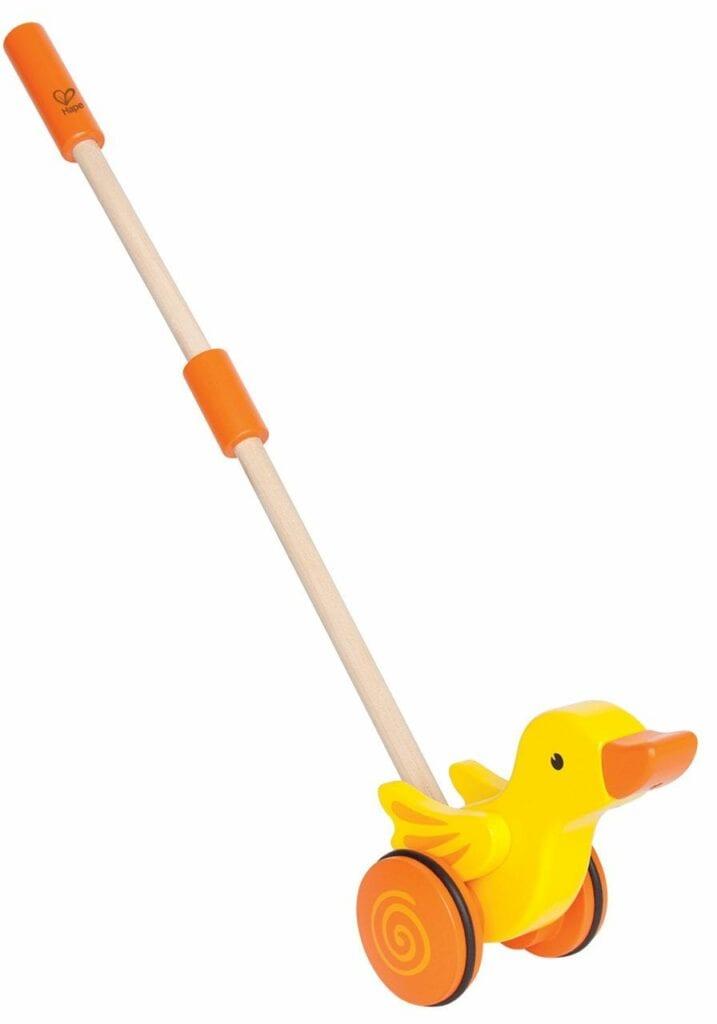 carrinho de arrastar brinquedos legais para bebes