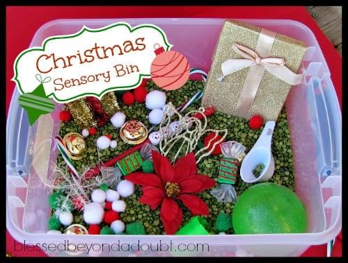 cestas dos tesouros montessori sobre o natal 02