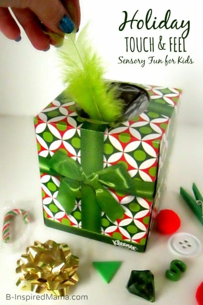 cestas dos tesouros montessori sobre o natal 04