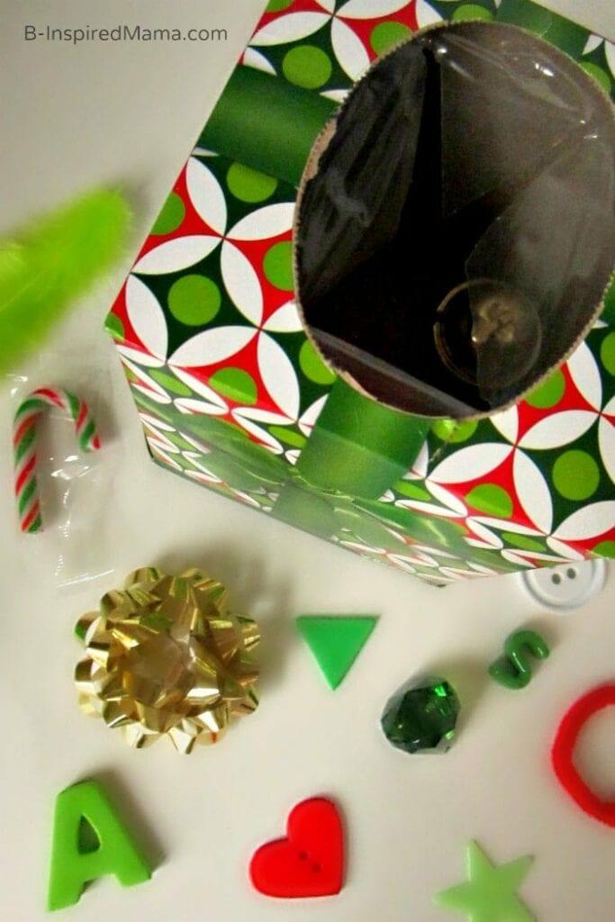 cestas dos tesouros montessori sobre o natal 05