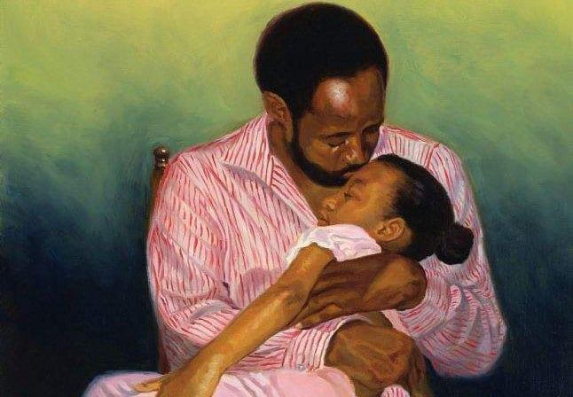 conto africano o homem e a filha