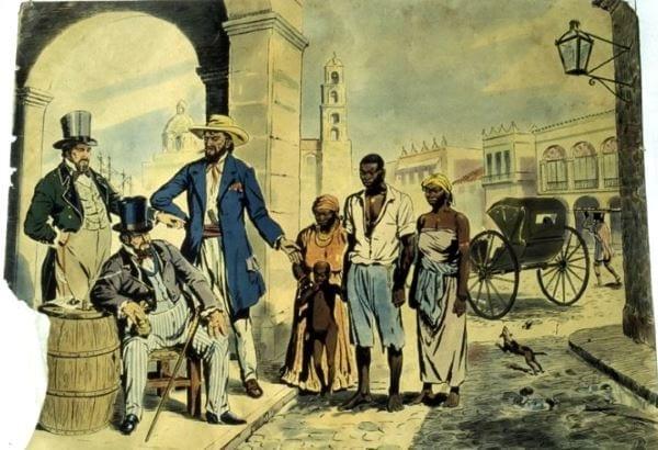 conto angolano sobre a escravidao
