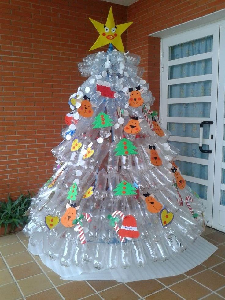 arvore de natal reciclada 09