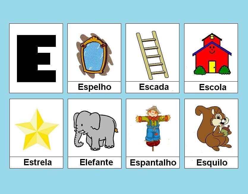 Atividades Com Vogais Inspiradas Em Montessori