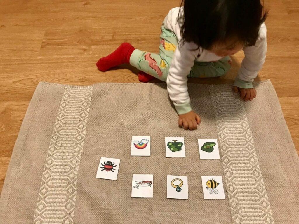 atividades com vogais inspiradas em montessori a 3