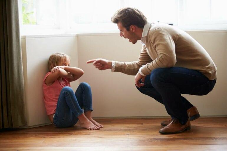 punir a crianca