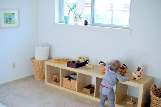 6 cosas que ganham seus filhos ao ter menos brinquedos