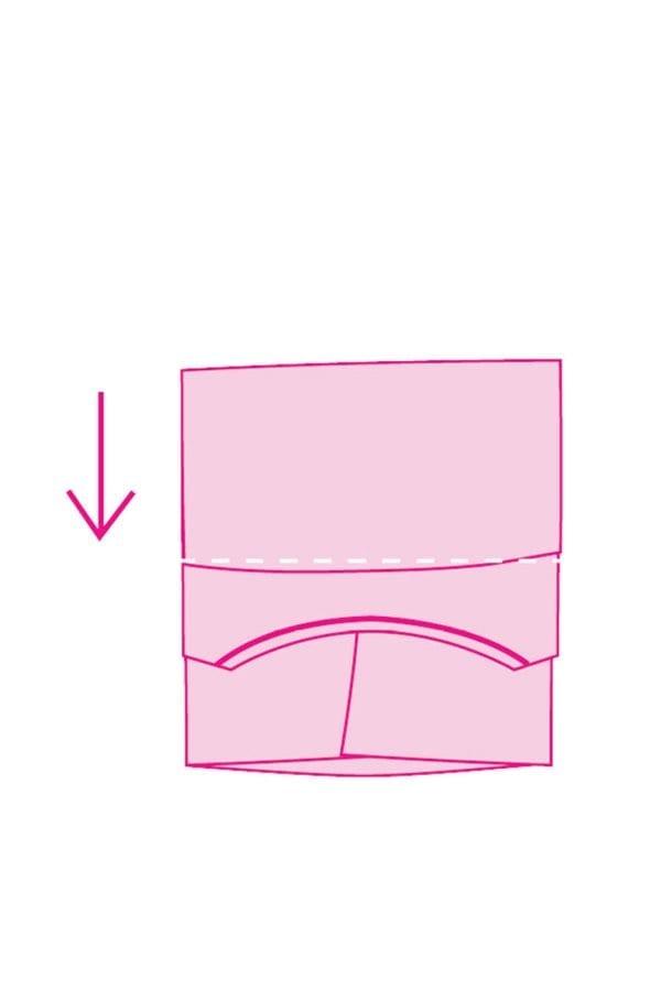 Como dobrar roupa de criança com o Metodo KonMari 06
