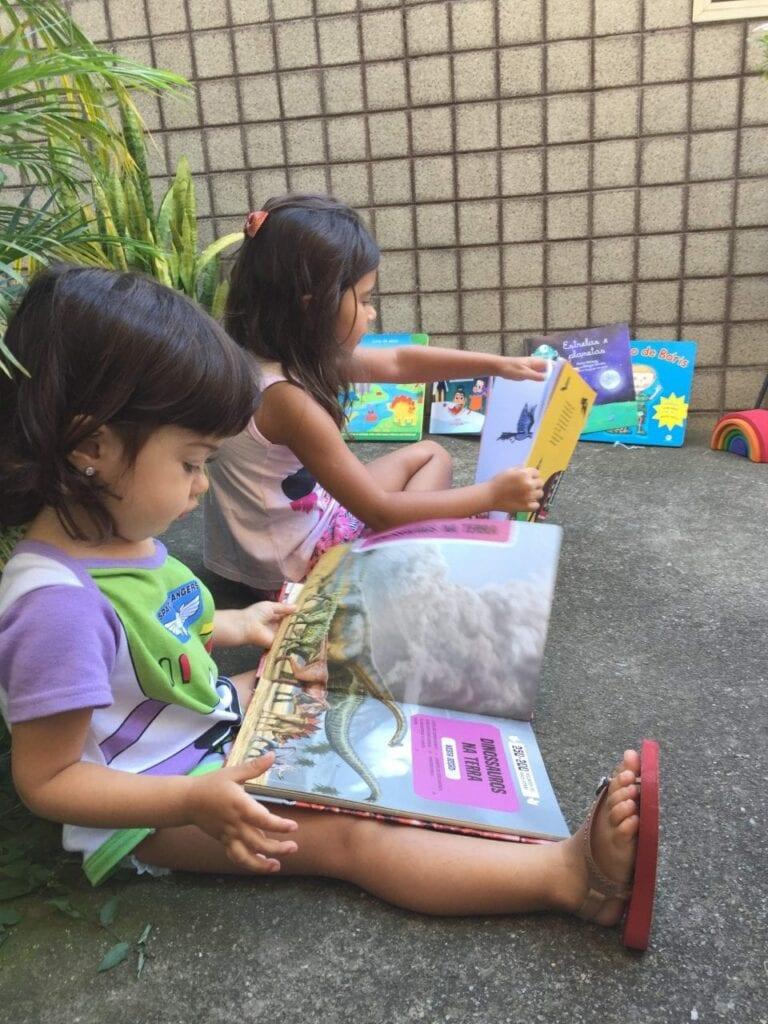 brincadeira biblioteca na floresta 10