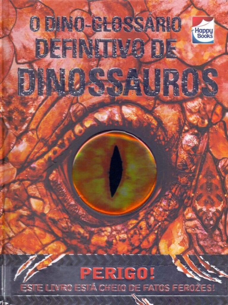dino glossario definitivo dos dinossauros
