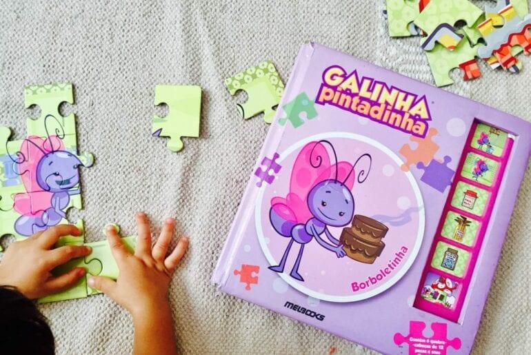 livro musical borboletinha galinha pintadinha 06