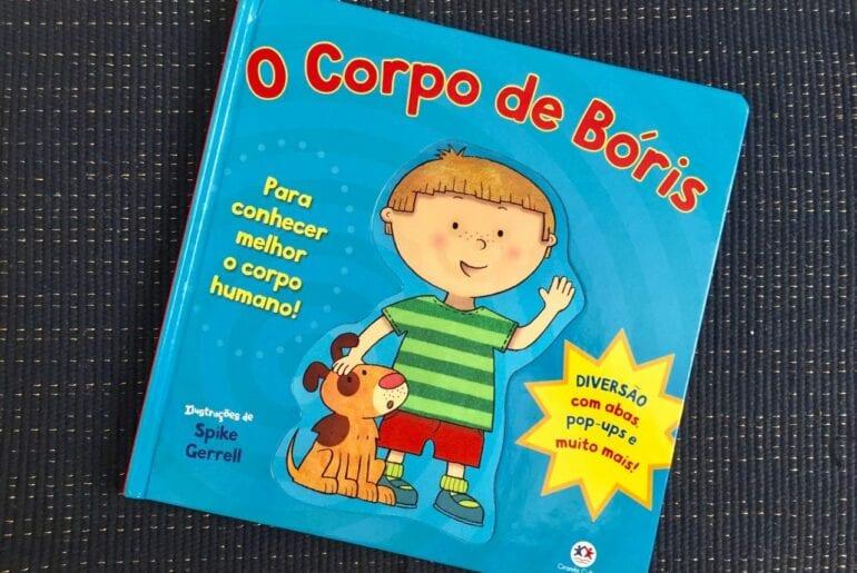 o corpo de boris livro infantil sobre corpo humano 01