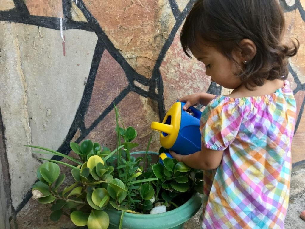 regar plantas vida pratica montessori 03