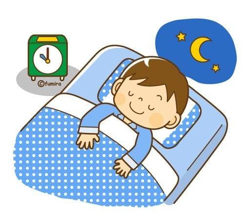rotinas para a hora de dormir