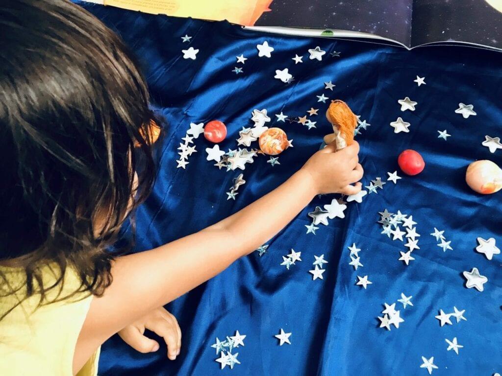 sistema solar com massinha atividade educativa 10