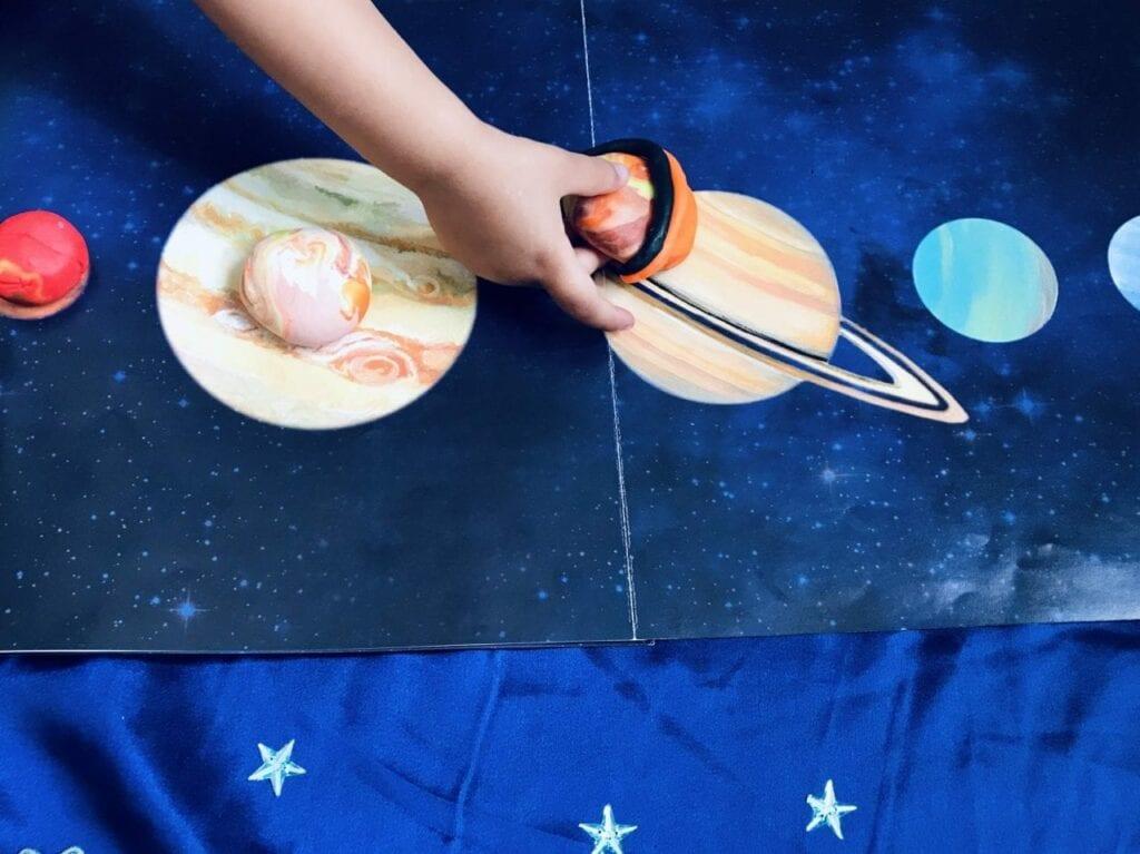 sistema solar com massinha atividade educativa 15