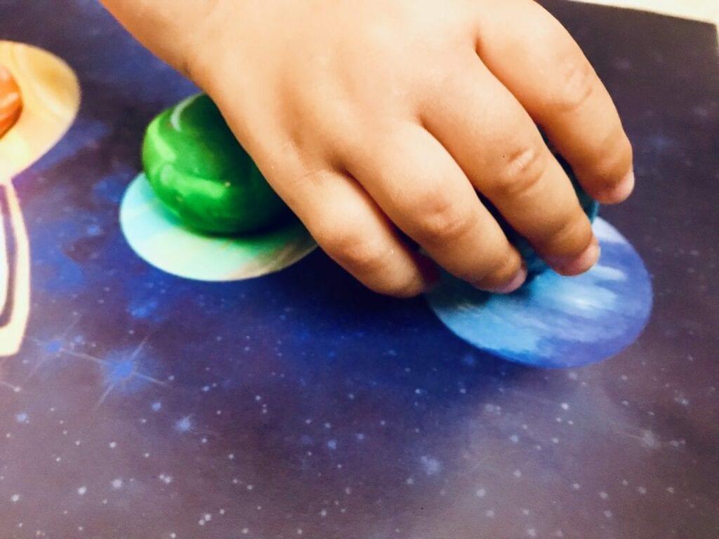 sistema solar com massinha atividade educativa 17