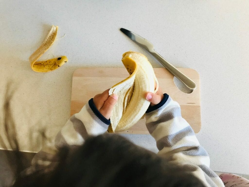 cortar banana vida pratica 03