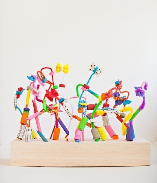 esculturas com massa maluca 11