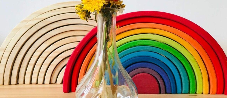 fazer arranjos de flores vida pratica montessori 14