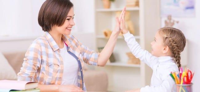 maneiras de validar de forma positiva seu filho