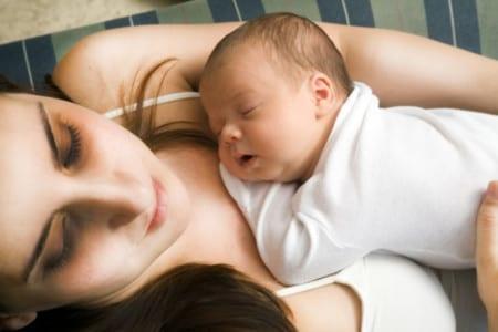 sono nos primeiros 12 meses de vida do bebe