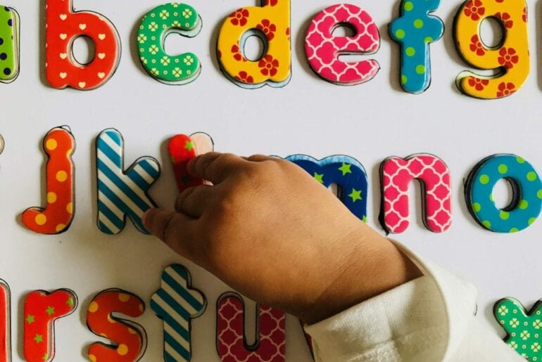 pareamento de letras do alfabeto 5