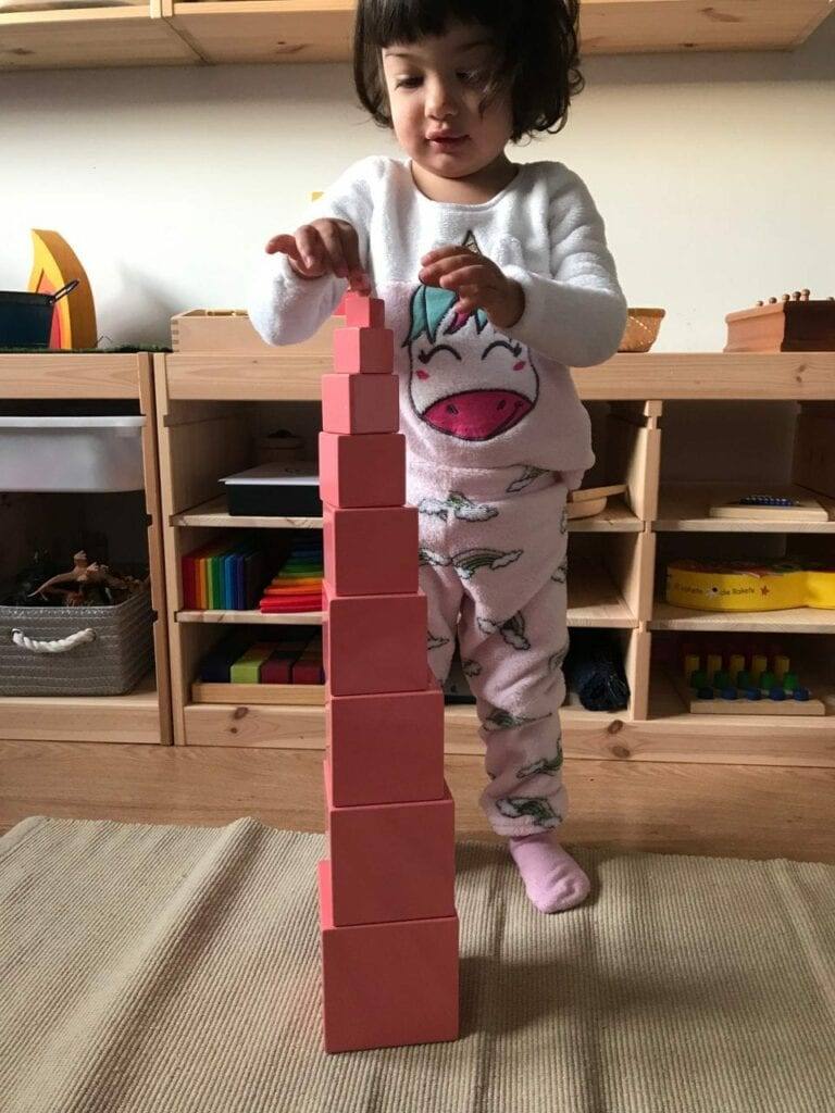 torre rosa montessori 05