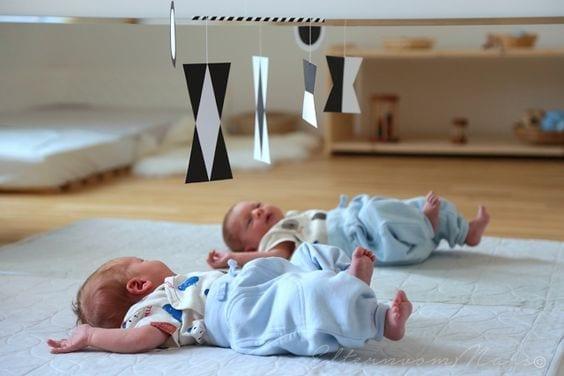atividades para estimular o bebe