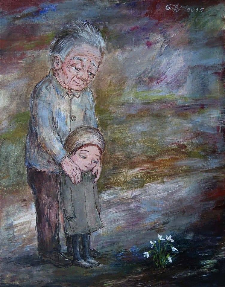 belas imagens relacao avos e netos 11