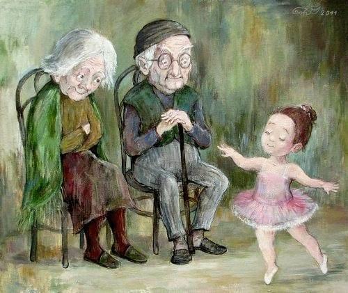 belas imagens relacao avos e netos 13