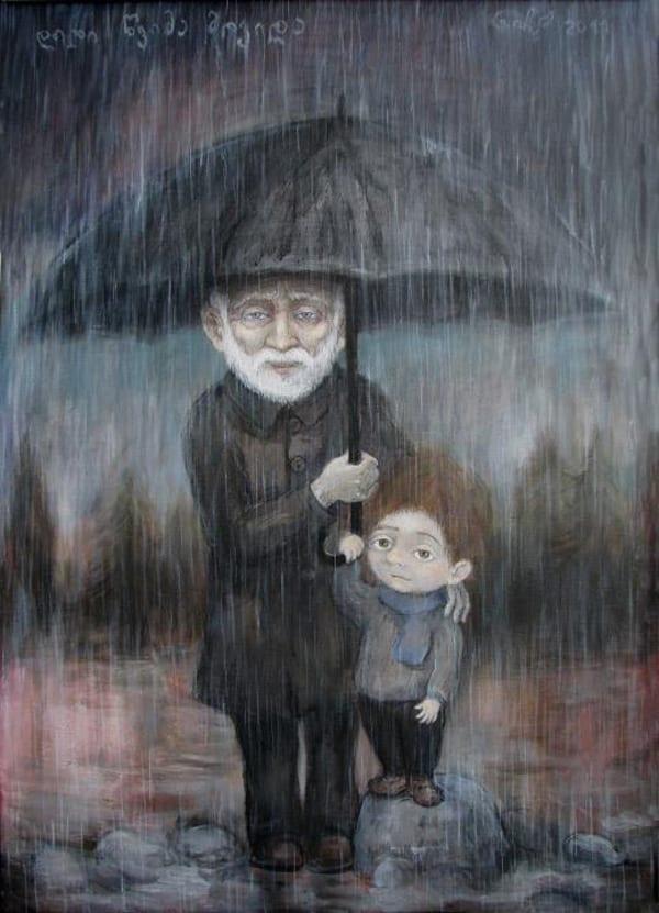 belas imagens relacao avos e netos 14