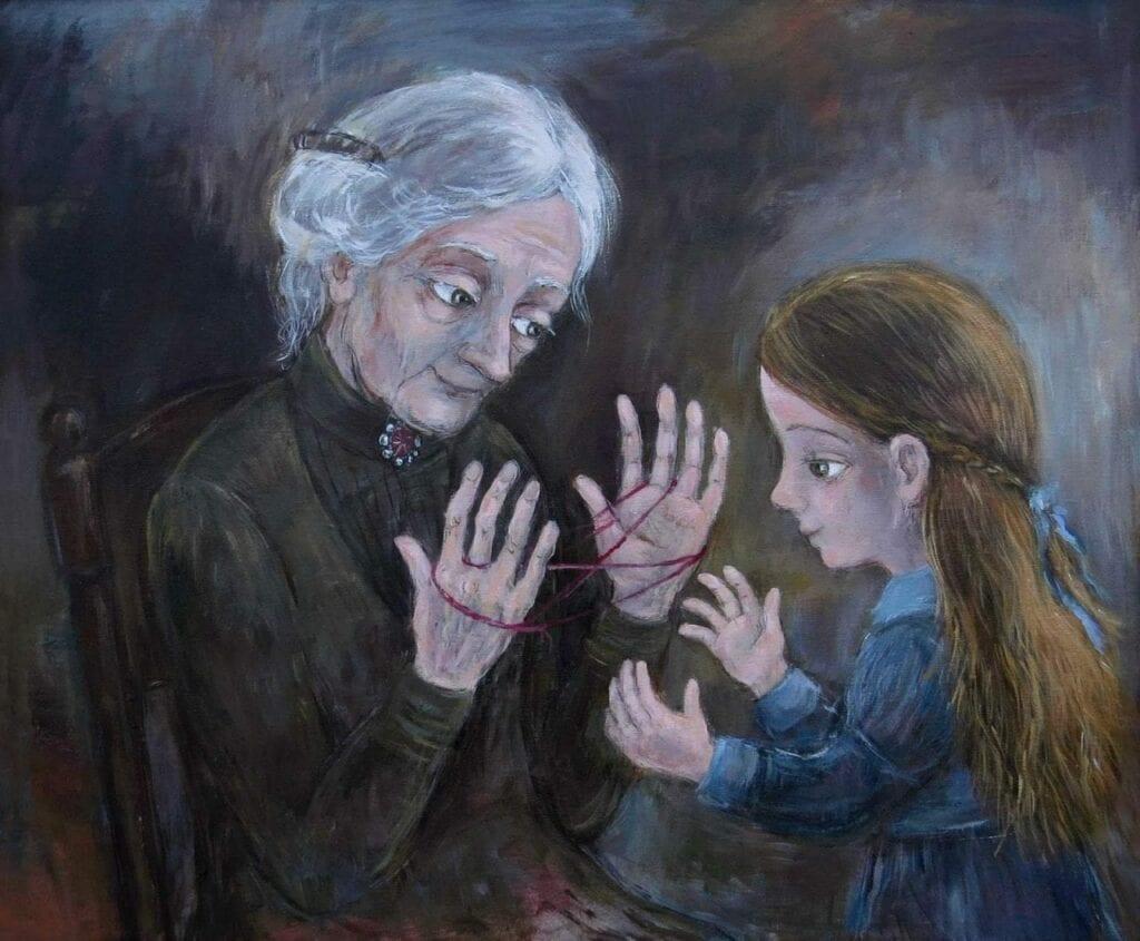 belas imagens relacao avos e netos 16
