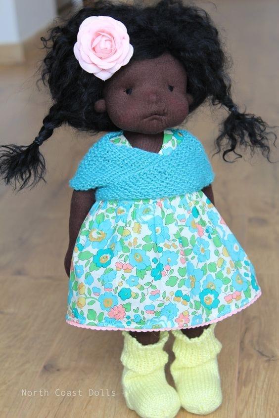 bonecas negras Waldorf 07
