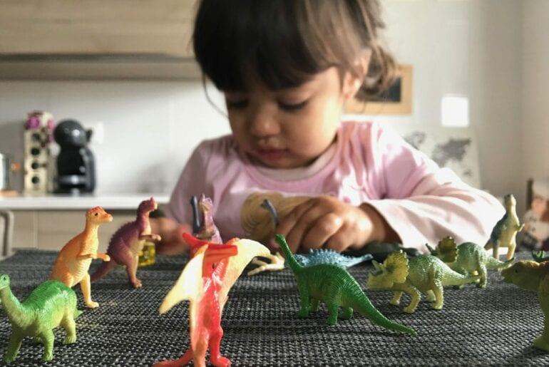 criancas obcecadas por dinossauros