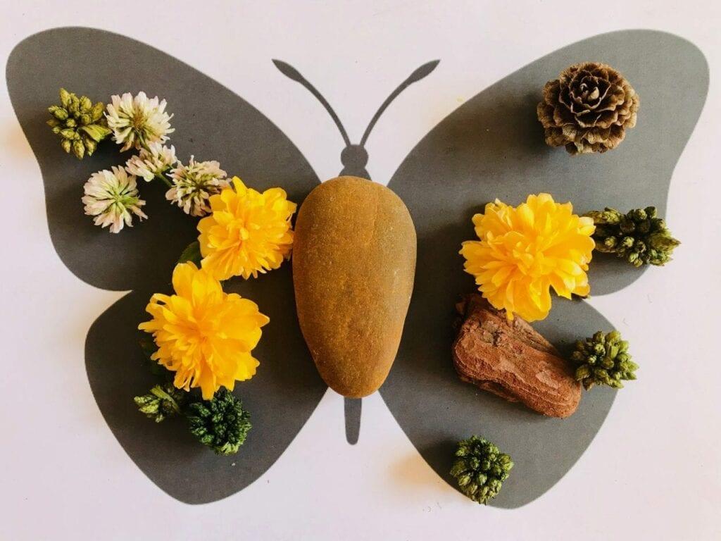 criar borboleta com pecas soltas 01