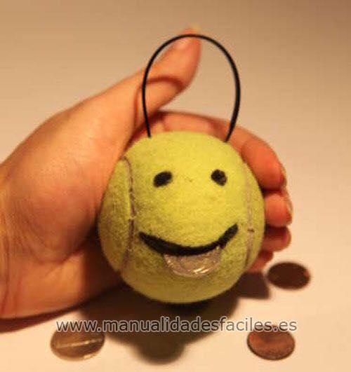 ideias para reciclar bolas de tenis 06